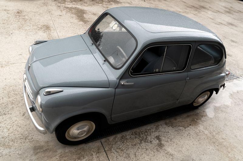 1956 Fiat 600 1° Serie 81794