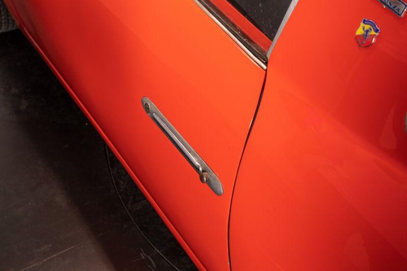 1960 Fiat Abarth 750 Bialbero record Monza 33323