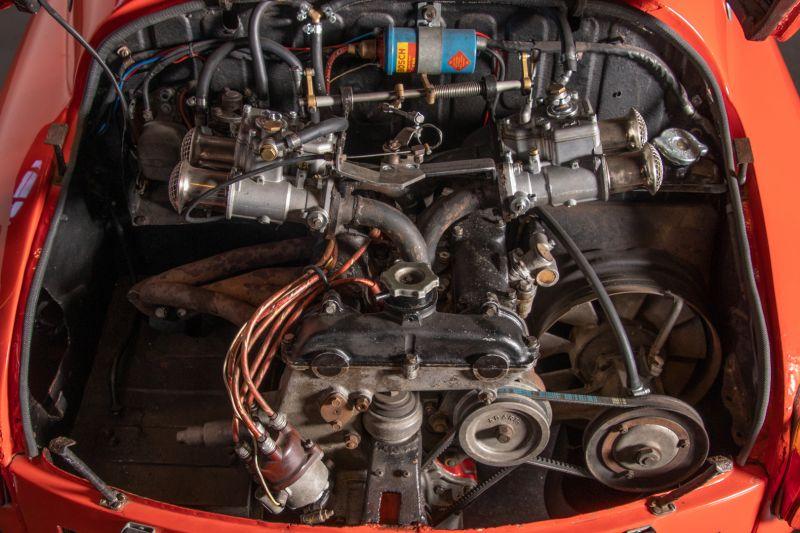 1960 Fiat Abarth 750 Bialbero record Monza 33334
