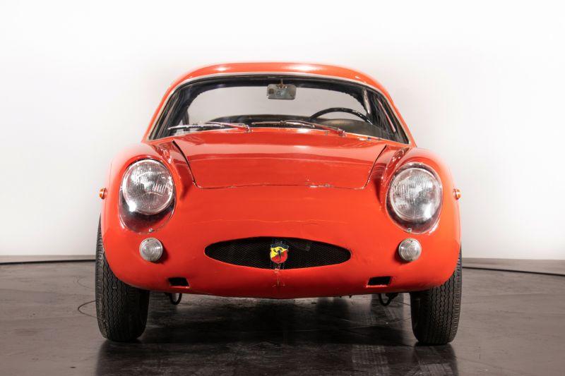1960 Fiat Abarth 750 Bialbero record Monza 41646