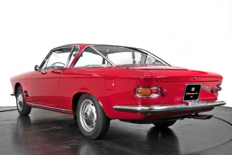 1963 Fiat 2300 S coupè 50462