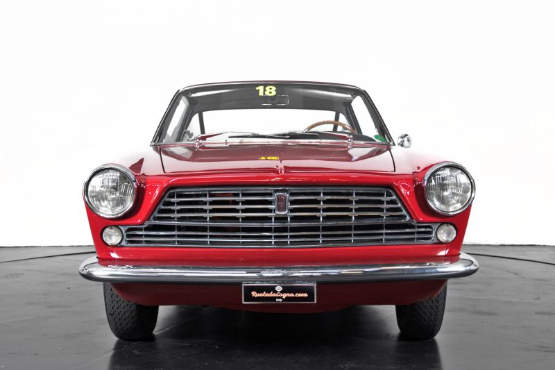 1963 Fiat 2300 S coupè 50456