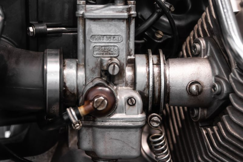 1983 Moto Guzzi California 78934