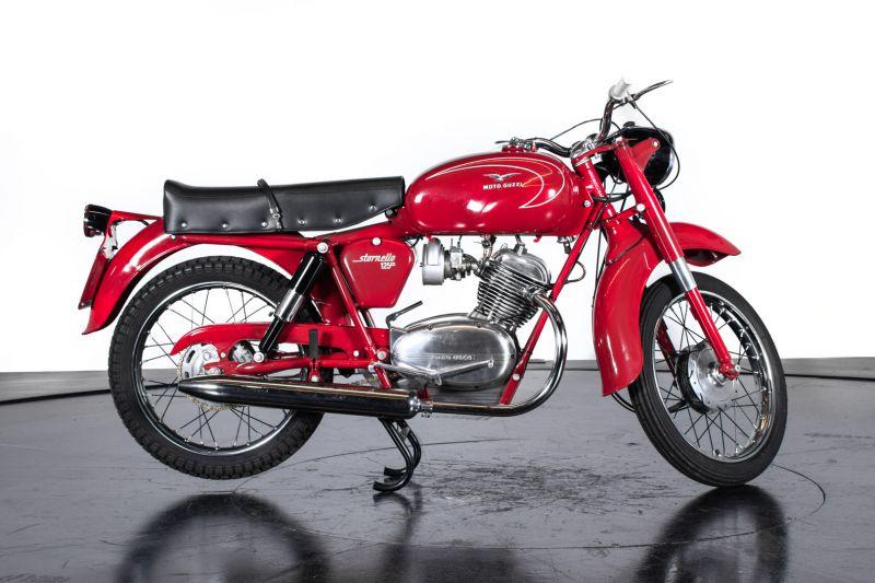 1963 Moto Guzzi Stornello 125 82229