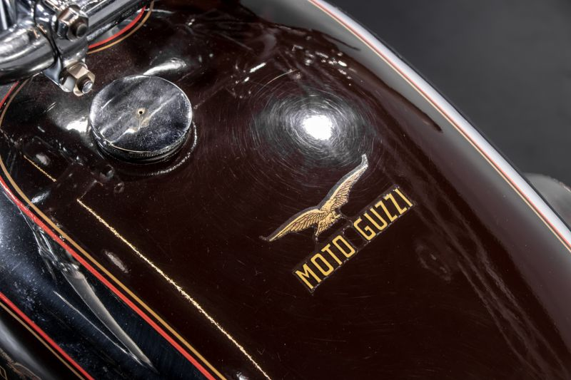 1951 Moto Guzzi 500 72192