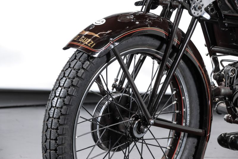 1951 Moto Guzzi 500 72174
