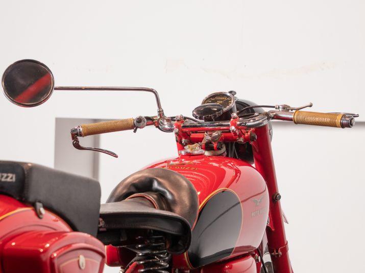 1956 Moto Guzzi 500 FS Sidecar 44968