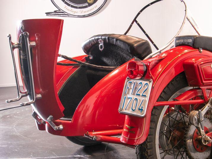 1956 Moto Guzzi 500 FS Sidecar 44970