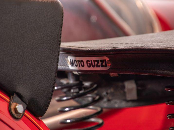 1956 Moto Guzzi 500 FS Sidecar 44974
