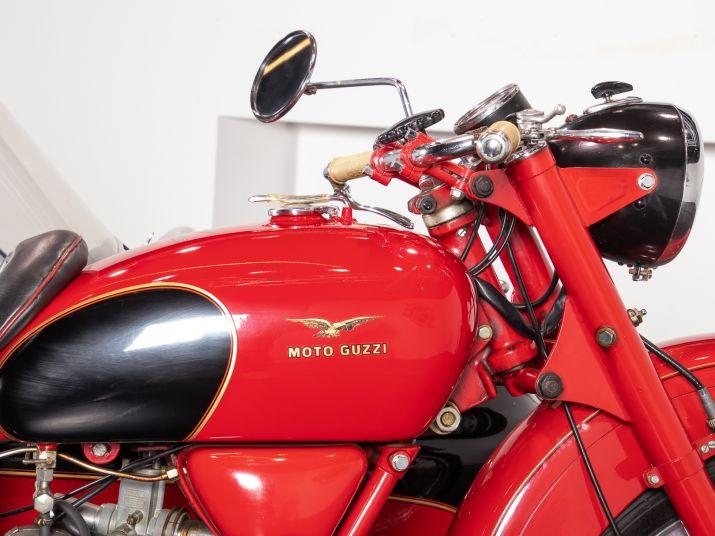 1956 Moto Guzzi 500 FS Sidecar 44980