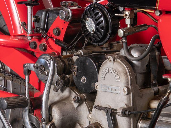 1956 Moto Guzzi 500 FS Sidecar 44985