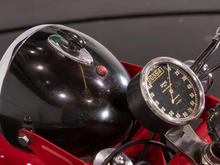 1956 Moto Guzzi 500 FS Sidecar 44990