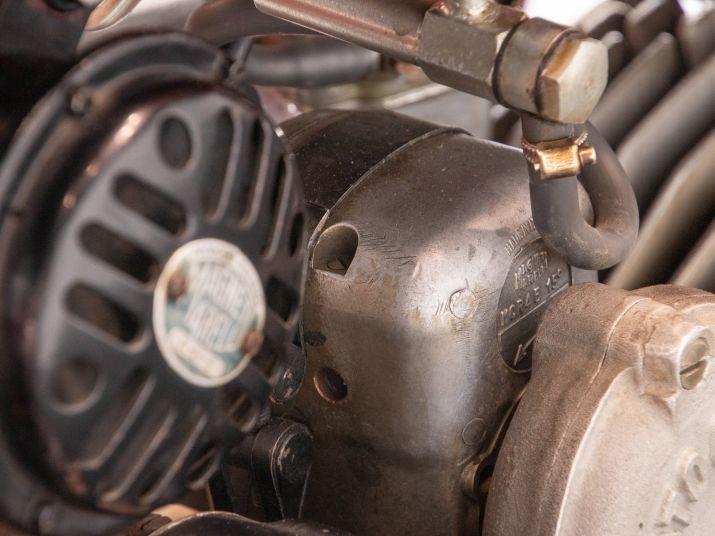 1956 Moto Guzzi 500 FS Sidecar 44994