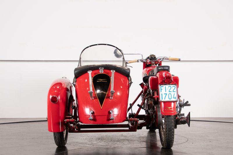 1956 Moto Guzzi 500 FS Sidecar 44956