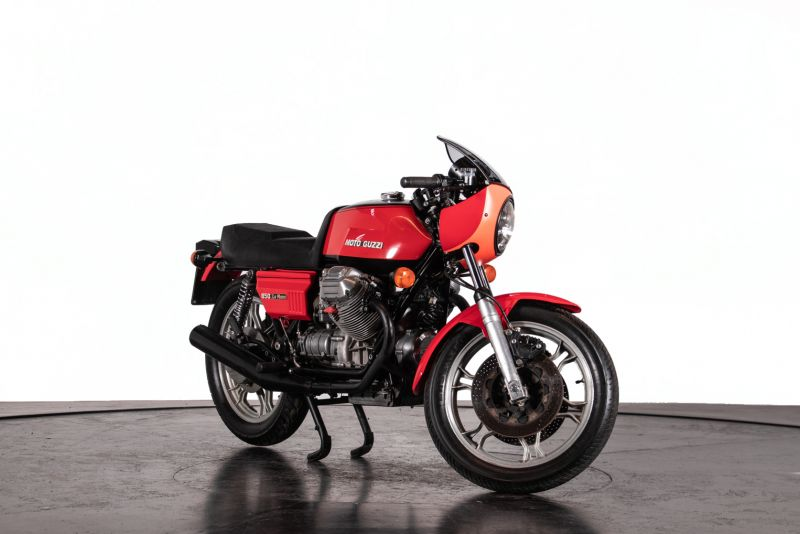 1978 MOTO GUZZI 850 LE MANS 48658
