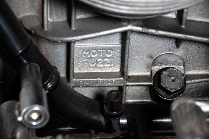 1978 Moto Guzzi 850 VD 73 60030