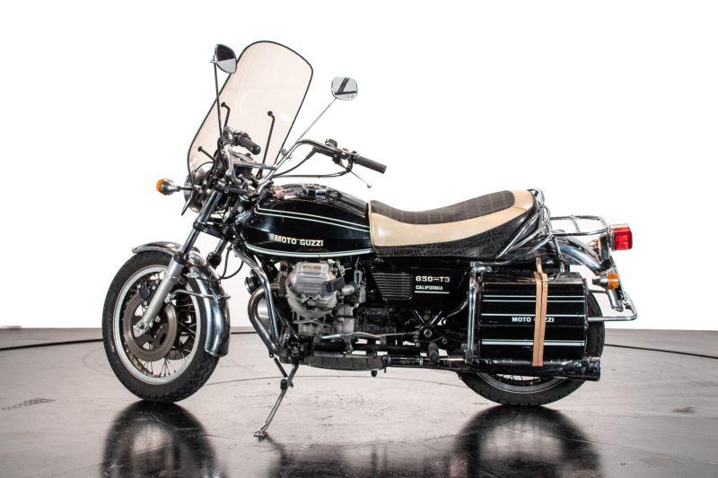 1978 Moto Guzzi 850 VD 73 60009