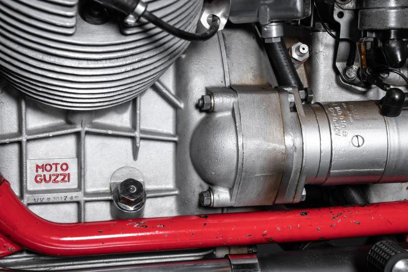 1972 Moto Guzzi V7 Sport Telaio Rosso 76531