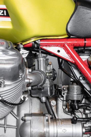 1972 Moto Guzzi V7 Sport Telaio Rosso 76532