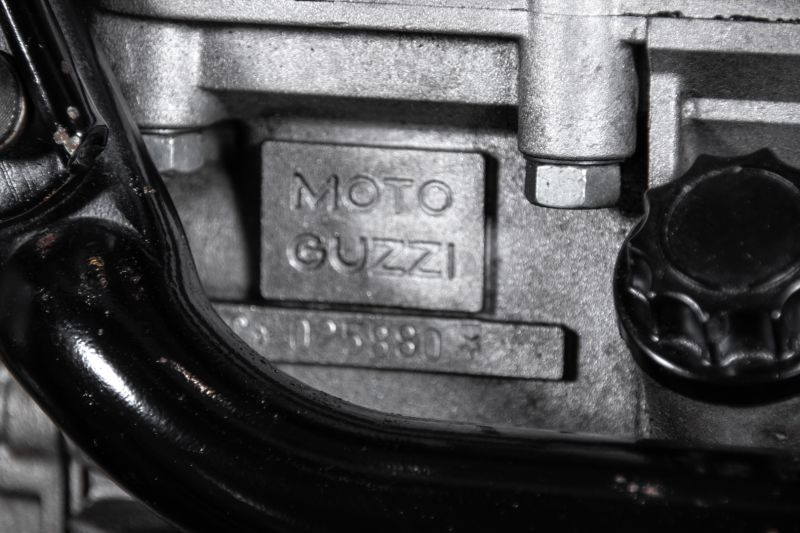 1982 Moto Guzzi 350 Imola 78841
