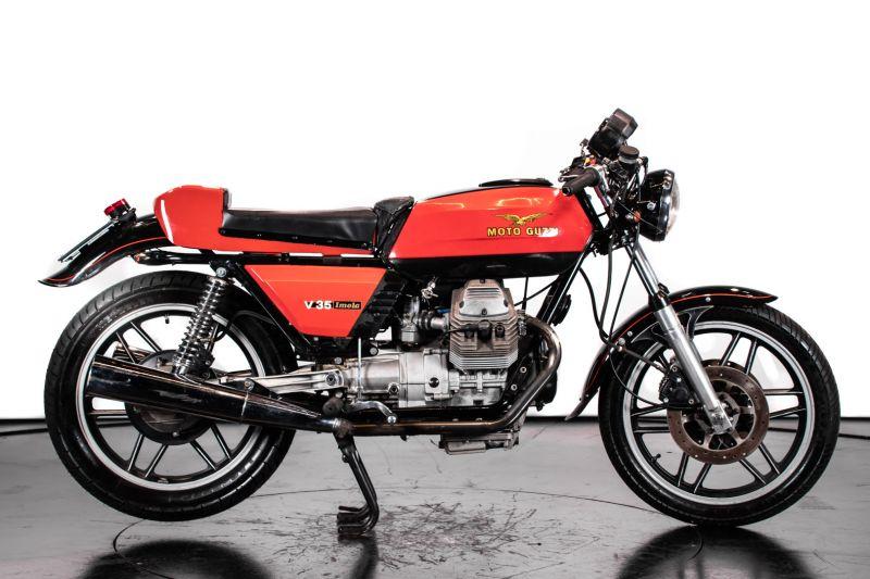 1982 Moto Guzzi V 35 Imola 83519