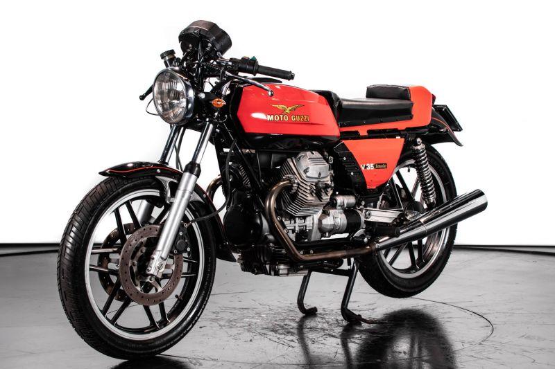 1982 Moto Guzzi V 35 Imola 83521