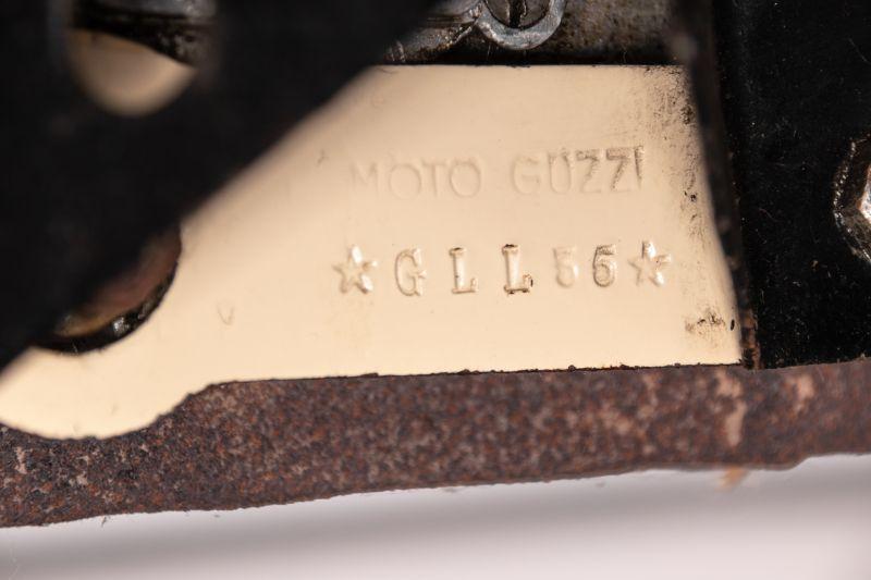 1958 Moto Guzzi Galletto 192 85150