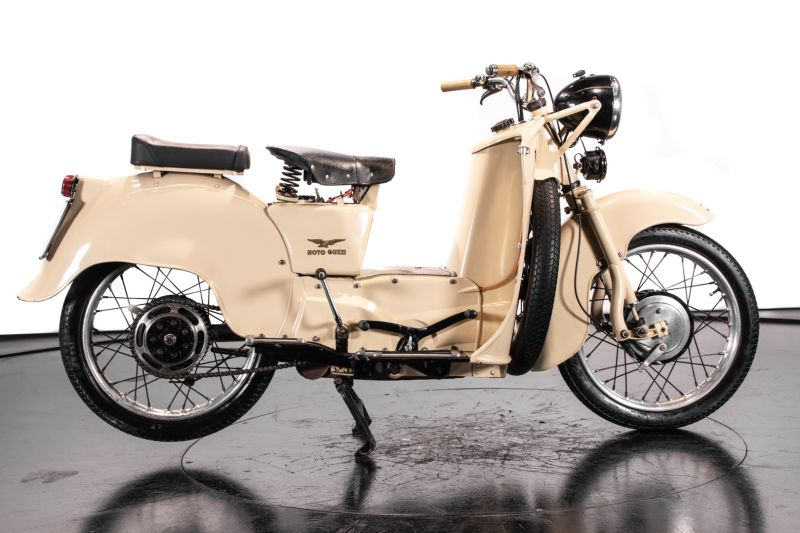 1958 Moto Guzzi Galletto 192 85125