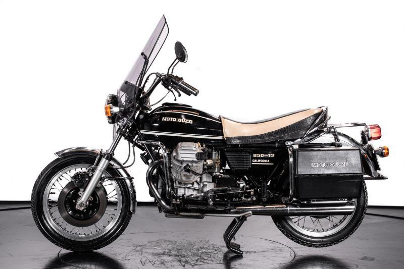 1981 Moto Guzzi 850 T3 California 83246