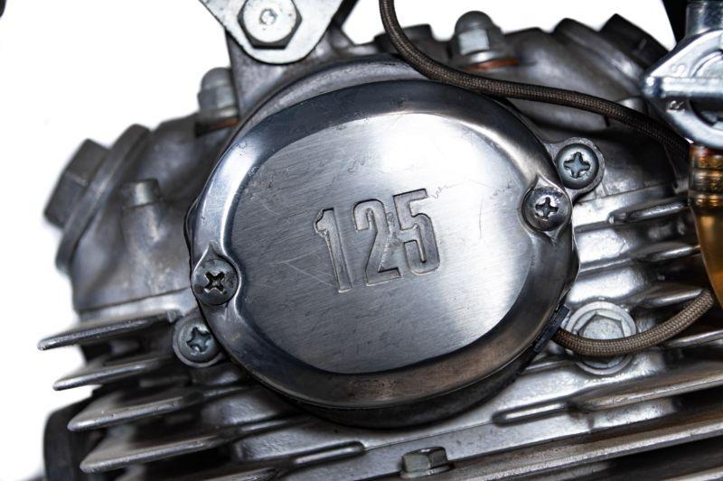 1978 Honda 125 Endurance 82364