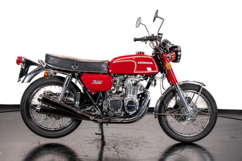 1973 Honda CB 350 Four 73277