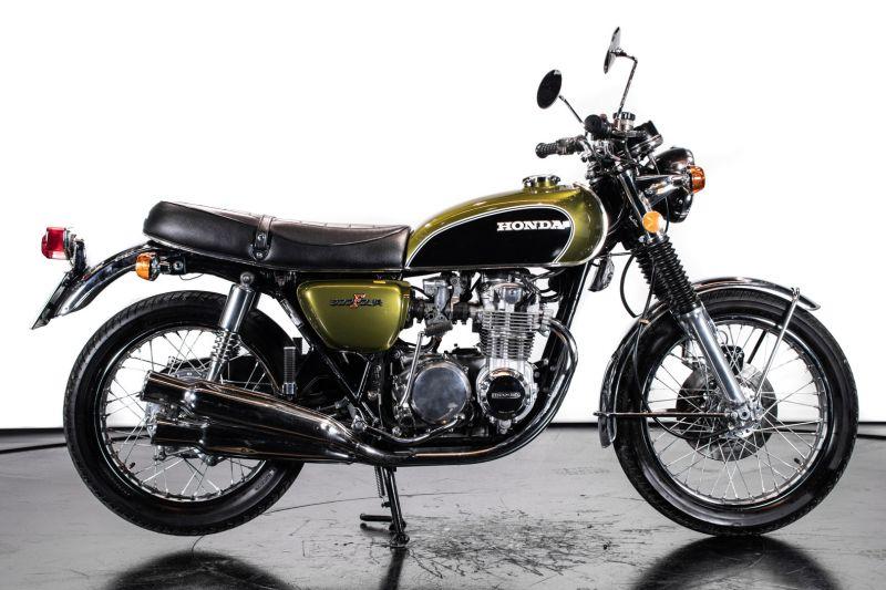 1975 Honda CB 500 Four K1 83862