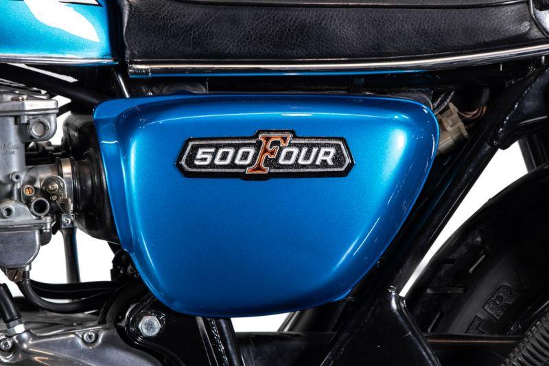1976 Honda CB 500 Four K2 83901