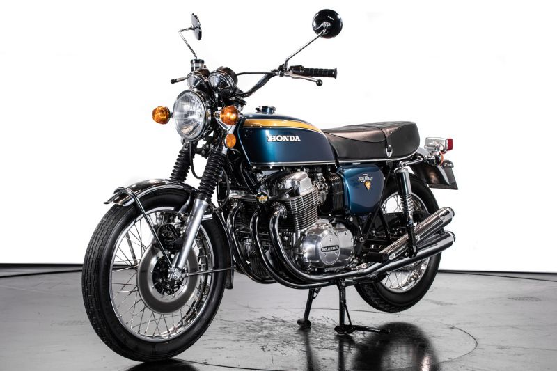 1972 Honda CB 750 Four G K2 83933