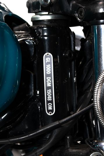 1976 Honda Goldwing GL1000 60831