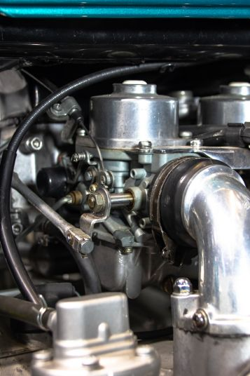 1976 Honda Goldwing GL1000 60839
