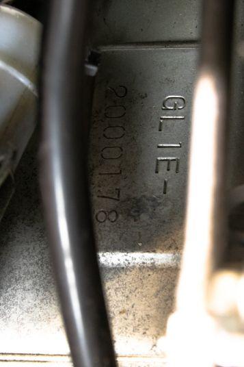 1976 Honda Goldwing GL1000 60840