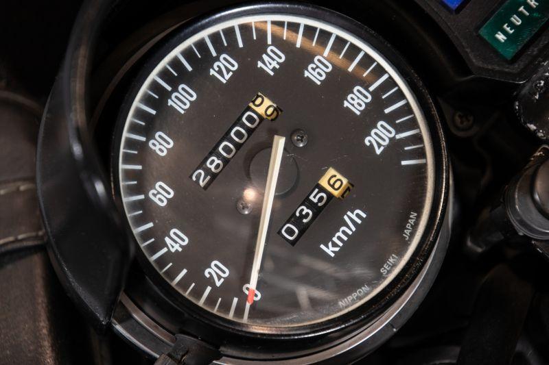 1984 Honda Silver Wing GL650 RC10 28811