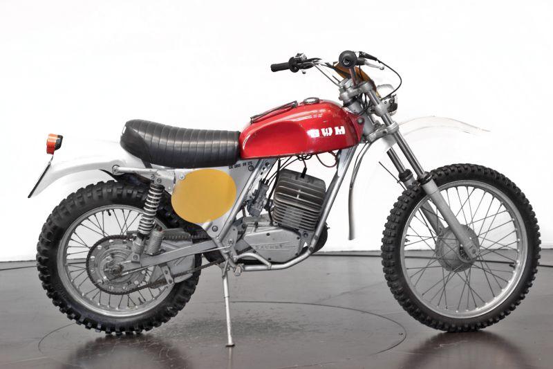 1976 SWM 125 Regolarità Sachs 75191