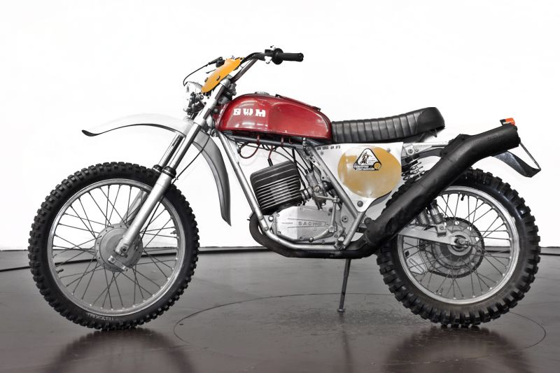 1976 SWM 125 Regolarità Sachs 75194