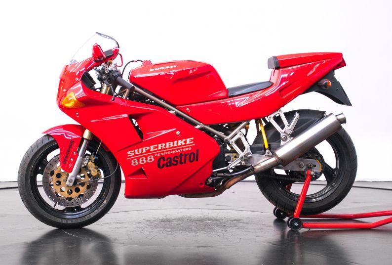 1993 Ducati Superbike 888 Desmoquattro 17908
