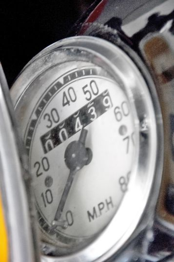 1969 Hercules GS 125 38836
