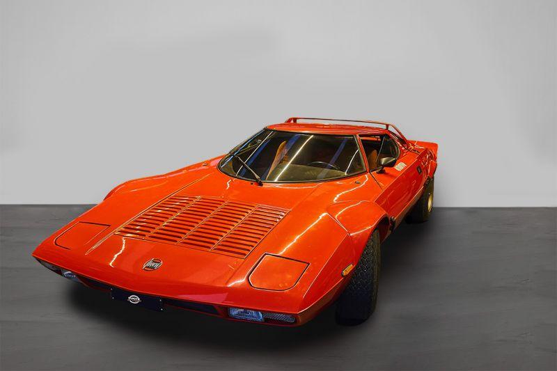 "1976 Lancia Stratos ""Stradale"" 14492"