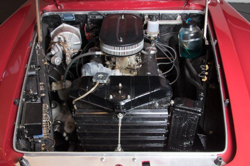 "1962 Lancia Flaminia GT ""Touring"" 2.5 Convertibile 14480"