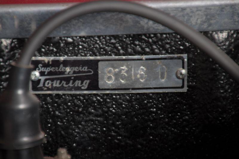 "1962 Lancia Flaminia GT ""Touring"" 2.5 Convertibile 14483"