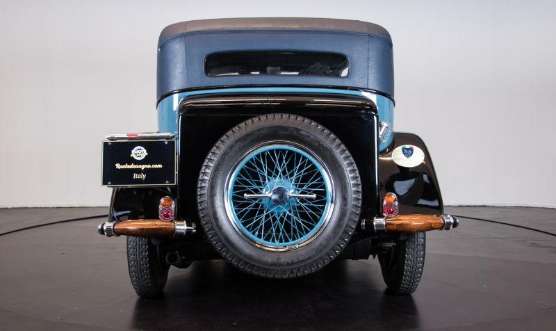 1931 Alfa Romeo 6C 1750 GTC 21554