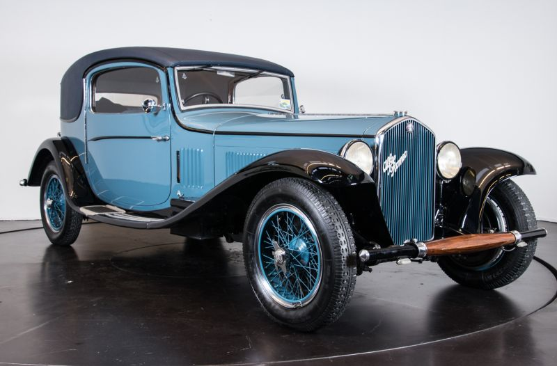 1931 Alfa Romeo 6C 1750 GTC 21557