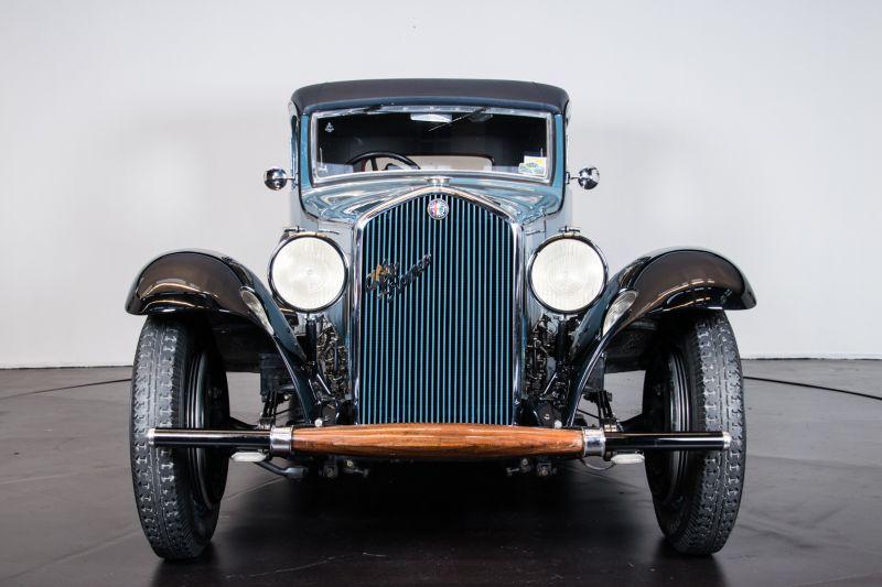 1931 Alfa Romeo 6C 1750 GTC 21558