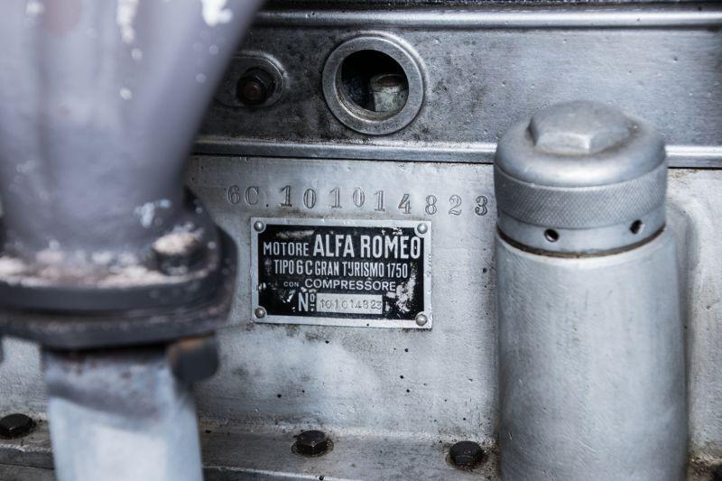 1931 Alfa Romeo 6C 1750 GTC 21562