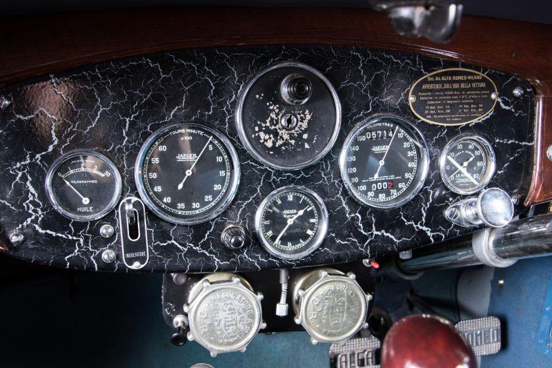 1931 Alfa Romeo 6C 1750 GTC 21578